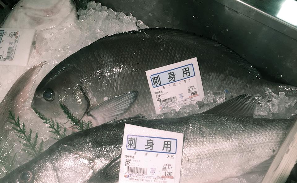 高級魚「尾長」