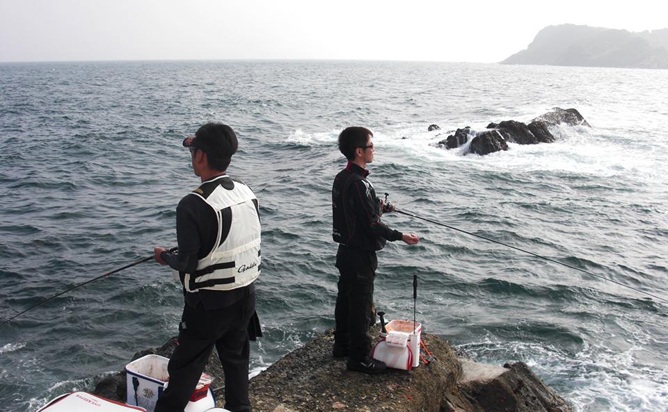 梅雨グロファイナル、鷹島(貝瀬灯台)