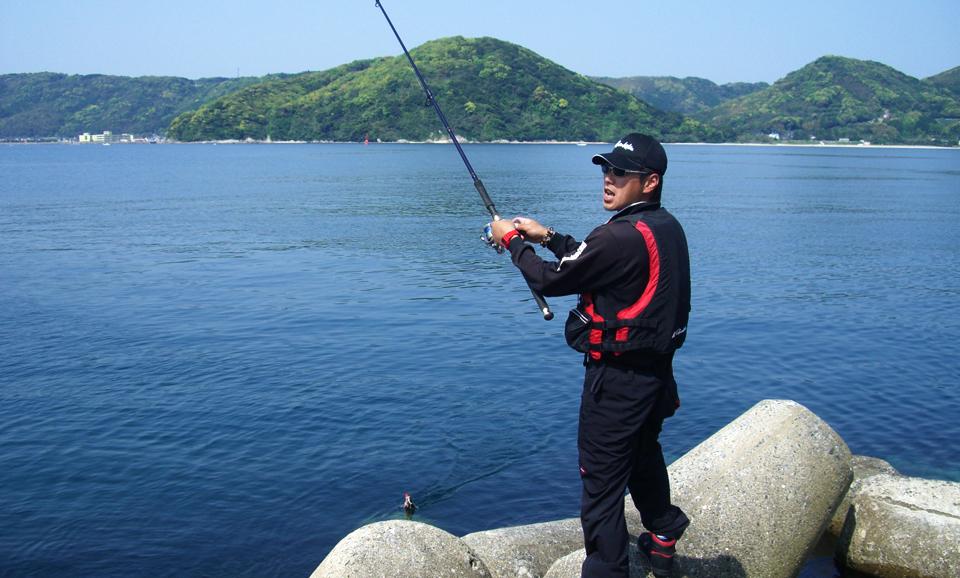 アラカブ釣り