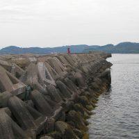 壱岐、波止からの真鯛・黒鯛・石鯛釣り