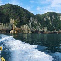 シーズン前の加唐島クロ釣り釣行(南風崎3番・小崎)