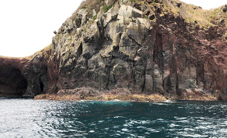 寒グロ終盤戦、厳しい状況の中での上五島(ホゲ島)