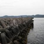 壱岐、防波堤からの真鯛・黒鯛・石鯛釣り