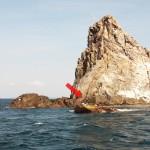 寒グロも終盤か!?帆上のハナレと倉島のマンジュウ