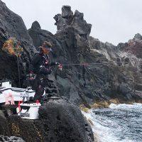 GW令和初釣り、瀬泊釣行①(北東のカド)