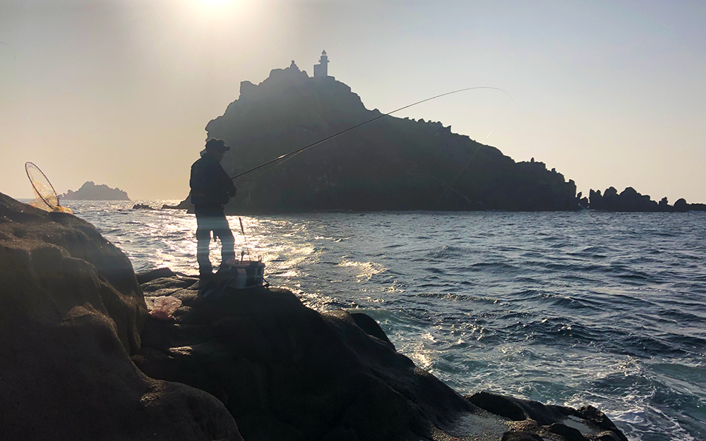 GW令和初釣り、瀬泊釣行②(ヘタの瀬)