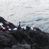 瀬泊釣行で秋磯を満喫、古志岐三礁(スベリ)