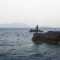 釣り納めで、釣り納まらず…