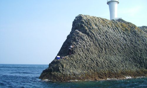 壱岐(金城)で上物と底物釣り