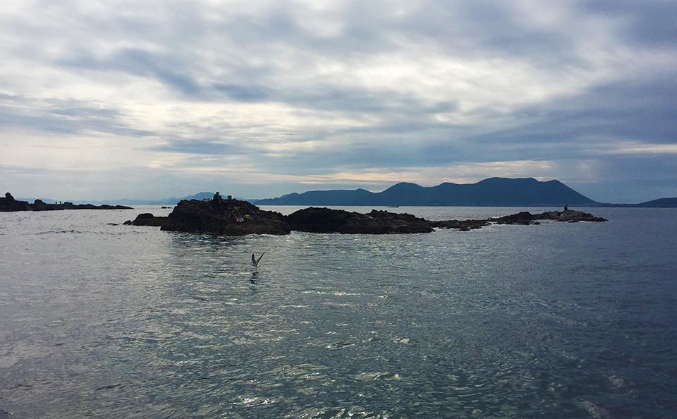 黒母瀬(マナイタ)のシブシブ寒グロ攻略