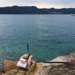 水温低下の寒チヌ釣行(鷹島:大小島)