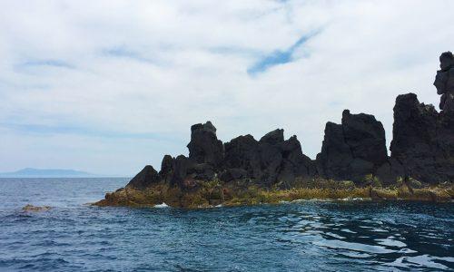 マッスル尾長グレ、古志岐三礁(北東のカド)