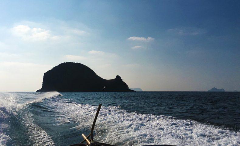 もう待てない、クロ釣りシーズン強行突入!上五島(ホゲ島)